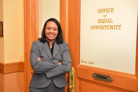Robin Kelley, Iowa State University's former Title IX coordinator. Photo: Iowa State University