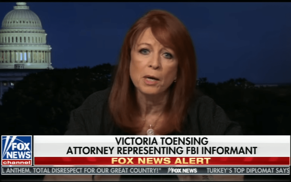 Meet Victoria Toensing, Sam Clovis' Attorney in the Mueller Russia Investigation