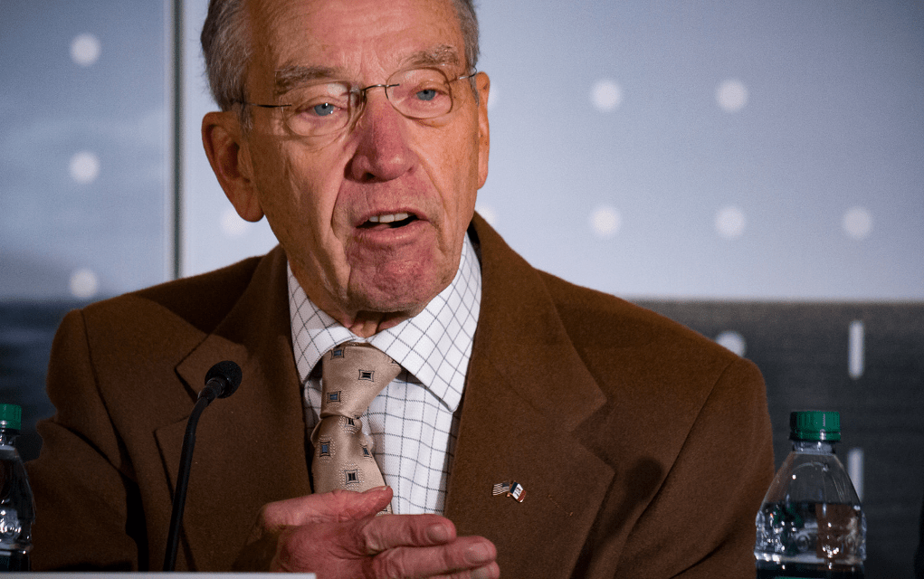 Grassley Reluctantly Agrees to New Kavanaugh Hearing After Attempted Rape Allegation