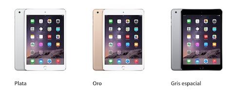iPad mini 3a