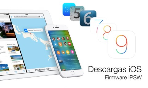 DESCARGAS iOS