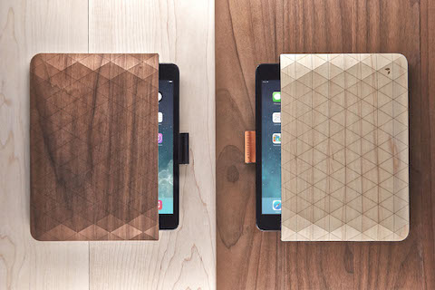 Funda madera iPad 3 Grovemade