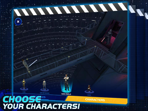 Star Wars Scene Maker 1