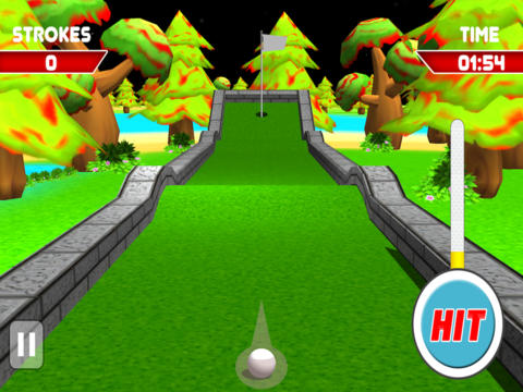 World Mini Golf 3D Pro