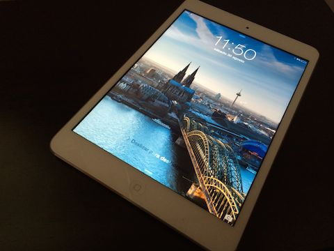 Wallpaper iPad Colonia Alemania diag