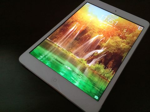 Wallpaper iPad Plitvice National Park Waterfalls Croatia diag