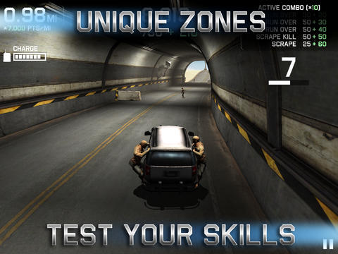 Zombie Highway- Driver's Ed