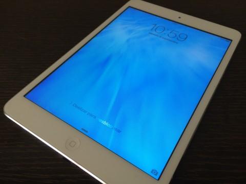 wallpaper iPad abstracto azul diag