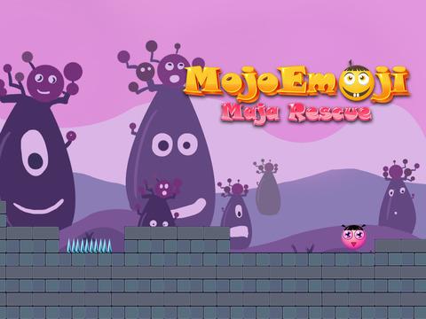 Mojo Emoji - Maja Rescue