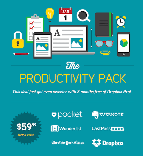 productivity pack