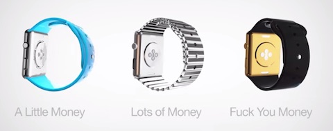 apple watch oro money