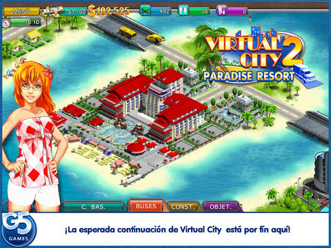 Virtual City 2- Paradise Resort HD (Full)