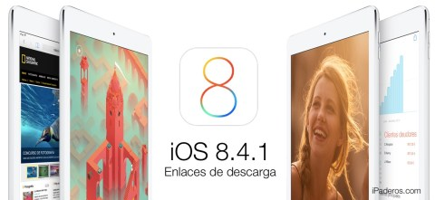iOS 8.4.1 enlaces
