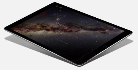 iPad Pro pantalla
