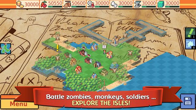 Swords & Crossbones- An Epic Pirate Story