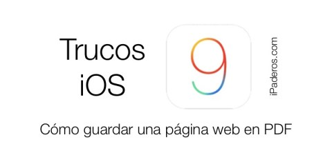 guardar html en pdf ios