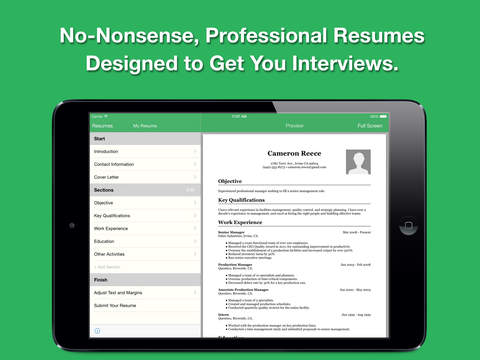 Smart Resume Pro