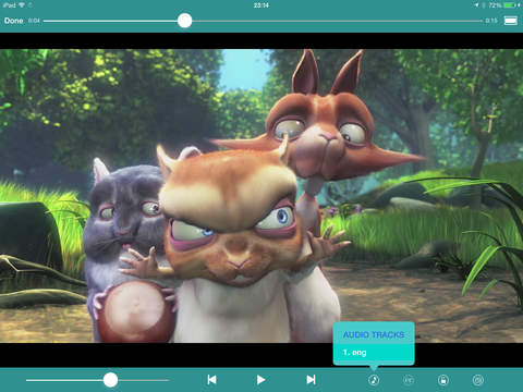 HPlayer - Video & Movies Player For Dropbox