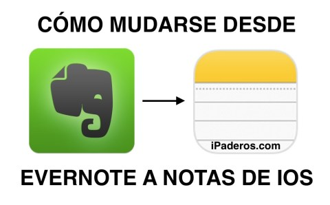 evernote a ios