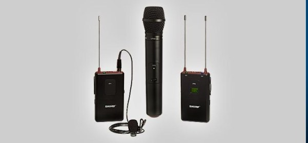 Shure Americas | Coming Soon | FP Wireless Systems