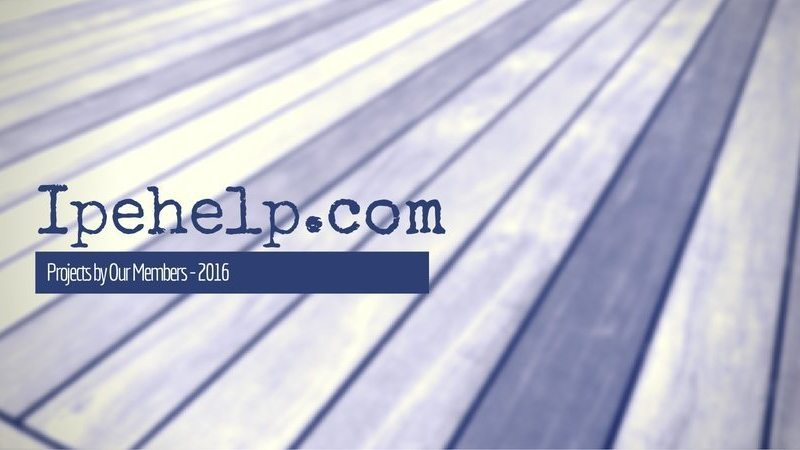 Ipe Deck Projects by Members of this Site