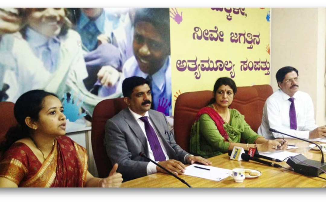 Press conference urging the government for stronger road safety laws