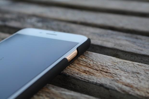 Xqisit Apple iphone 6 iPlate Matt Hülle