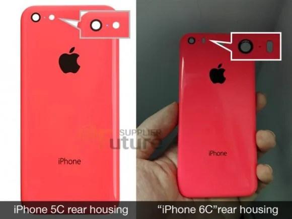iPhone6c  リーク 画像