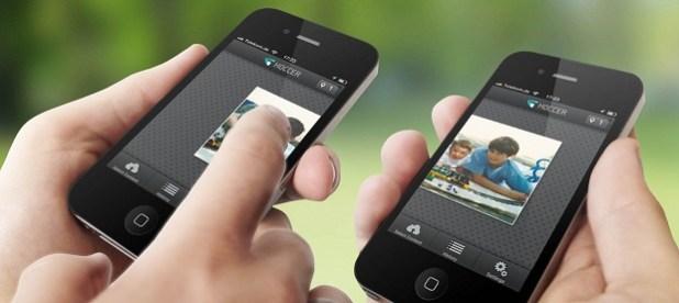 excelente aplicativo para compartllhar música no iphone