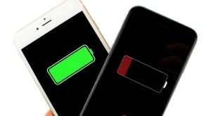 Economizar Bateria iPhone