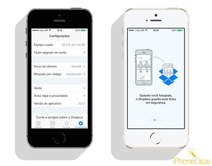 apps iphone dropbox