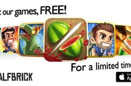 HalfBrick-Studios-iOS-games-sale