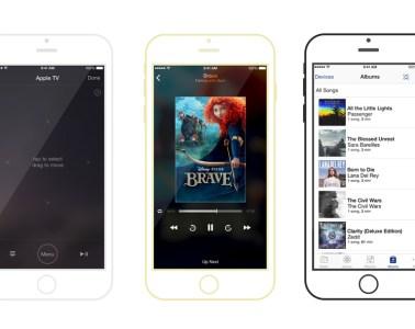 Controle sua Apple TV com iPhone