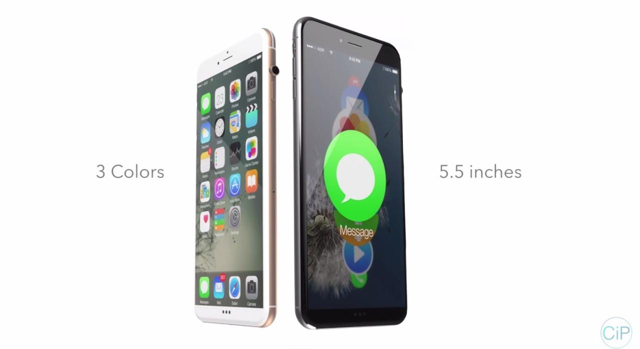 Confira 3 previsões para o iPhone 7