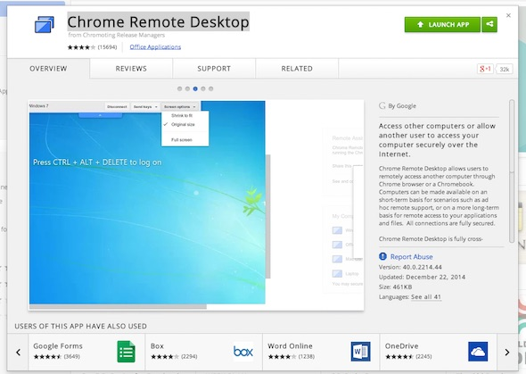 Chrome Remote DeskTop-01