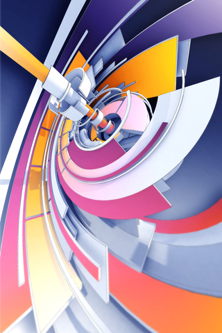 iPhone Rotating Free Wallpaper, Rotating iPhone Background, Cool iPod Touch Rotating Wallpaper ...
