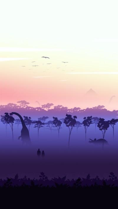 Jurassic-World-iPhone-Wallpaper - iPhone Wallpapers