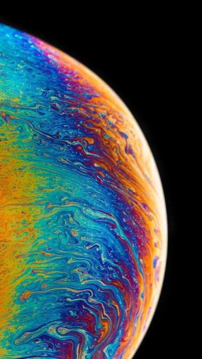 Jupiter iPhone XS Wallpaper - iPhone Wallpapers