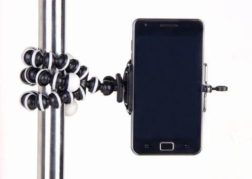 iPhoneのくねくねした三脚を使ってみた03