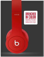 Beats-Solo-Red