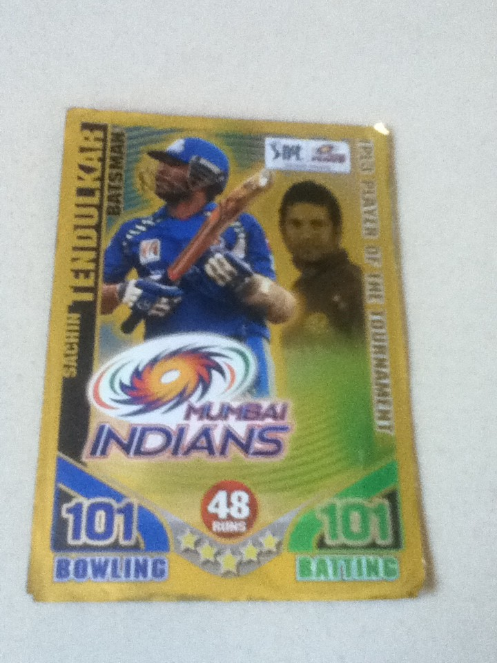 Cricket Attax   Iplgeek