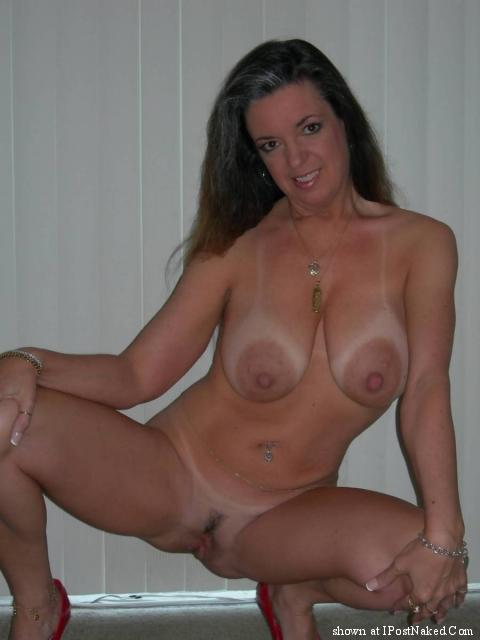 hairy pubic mound tan lines