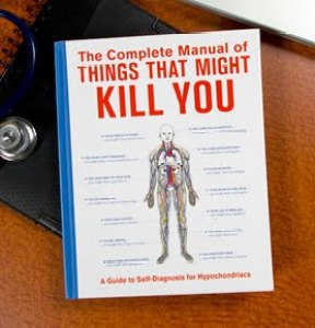 Book on what can kill you
