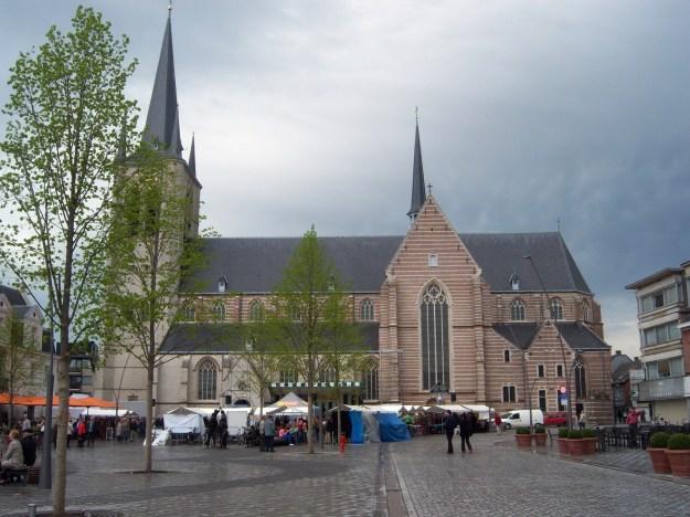 geel square, belgium