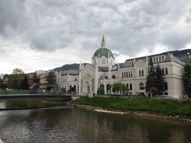 academy of fine arts, sarajevo, bosnia