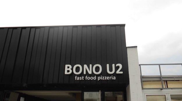 bono u2 pizza place, sarajevo, bosnia