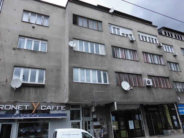 War Torn Sarajevo