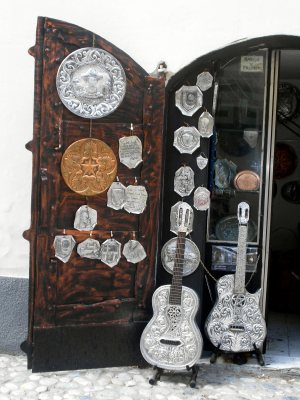 silver guitars sarajevo, bosnia