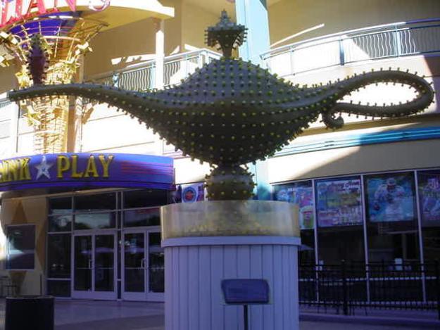Aladdin Las Vegas, Nevada