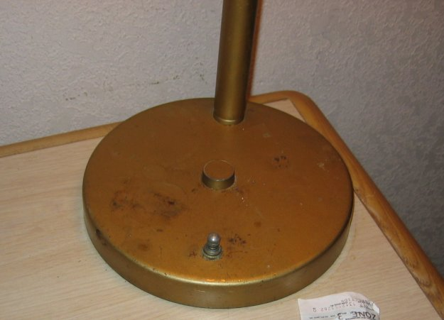 filthy lamp travelodge, Downtown Orlando, Florida